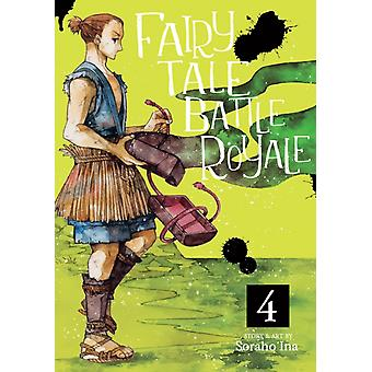 Fairy Tale Battle Royale Vol. 4 by Ina & Soraho