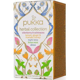 Pukka Bio Kräuter Kollektion Tee 36g (20's) x4