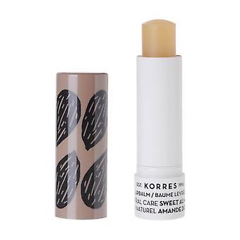 Lip care stick - Sweet almond oil None