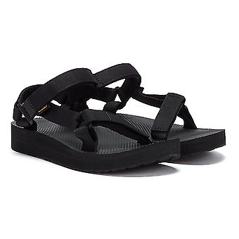 Teva Midform Universal Womens Black Sandals