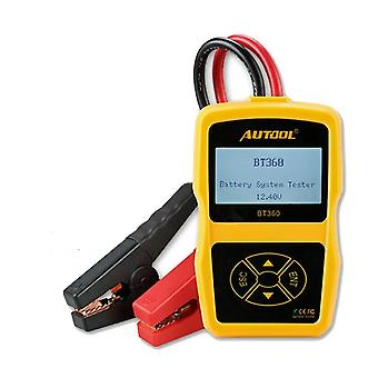 Car Battery Diagnostic, Automotive Tester - Vehicle Cca2400 Analyzer