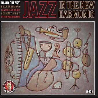 Chesky, David/ Quintet - Jazz in the New Harmonic [CD] USA import