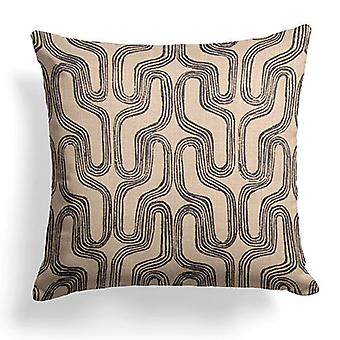 "Mixit Woven Decorative Square Pillow 18"" X 18"", Zola"