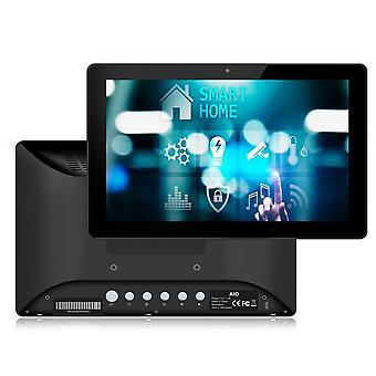 Wall Mount Poe Android Tablet Pc gyökerező, nyílt forráskódú, univerzális Adb driver