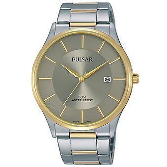 Mens Watch Pulsar PS9544X1, Quartz, 41mm, 5ATM