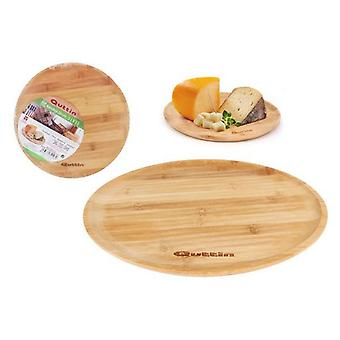 4-pack, Tray Quttin Ronde Bamboe 24cm