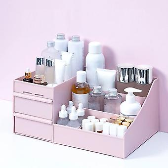 Large Capacity Cosmetic Storage Box, Makeup Drawer, Organizer, Jewelry Nail