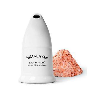 Ömlesztett himalájai só inhalátor csövek és 125g rózsaszín szikla durva só