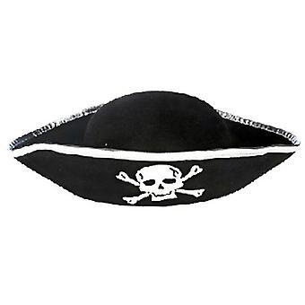 Tri Corner Pirate Hat
