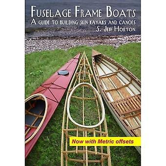 Flygkroppsrambåtar: En guide för att bygga hudkajaker och kanoter