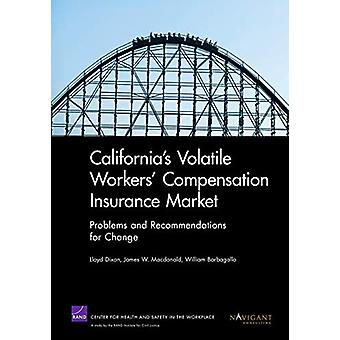 California's Volatile Workers' Compensation Insurance Market - Problem