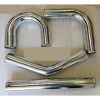 Tuyau d'admission d'air en aluminium d'épaisseur