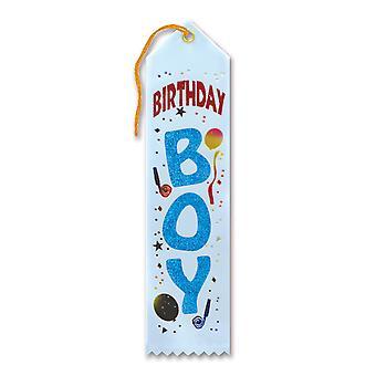 Cinta premio birthday boy (pack de 6)