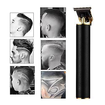 hårklipper menn's elektrisk skallet hode barbering skjegg etterbehandling hår skjæring