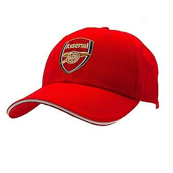 Arsenal FC Super Core Baseball Cap | Red | 2021 | Adult