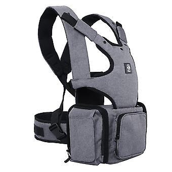 Best 6-in-1 Baby Carrier And Multi-function Baby Diaper Bag Backpack