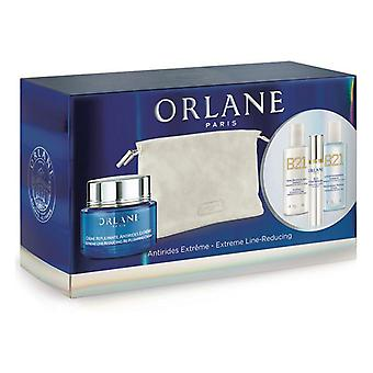 Unisex Cosmetische Set Anti-Rides Orlane (4 Stuks)