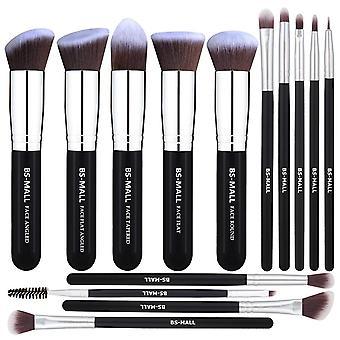 BS07 - BS-MALL 14 stk. eksklusive makeup-/makeuppensler af bedste kvalitet