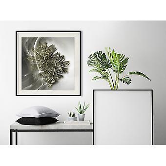 Pôster - Folhas da Árvore da Sabedoria-30x30