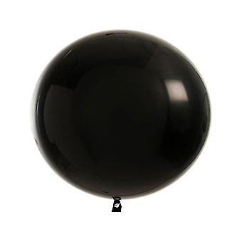 Ballon noir 80 cm
