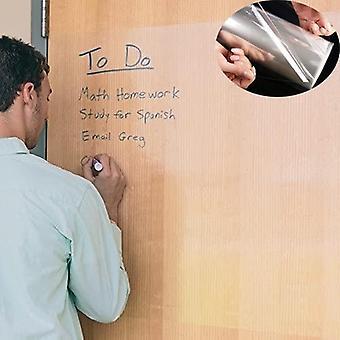 Self-adhesive Clear Film Writing Board