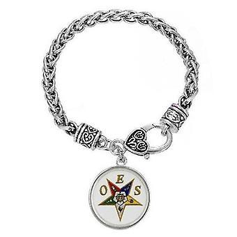Order of the eastern star oes bracelet