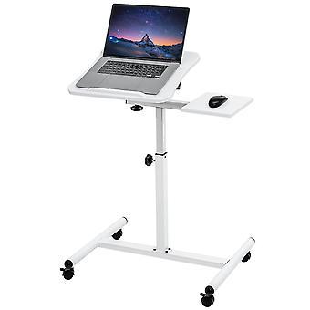 Tatkraft, Bianca - Adjustable Laptop Table