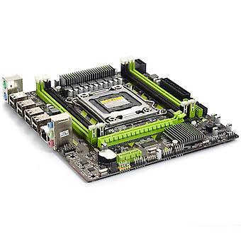X79g X79 Emolevysarja Lga2011 Combos Xeon E5 2620 Cpu 4kpl X 4gb = 16Gb