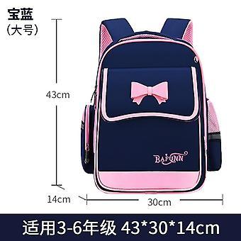 Lapset koulu laukut tytöt ortopedinen reppu lapset prinsessa reput koululaukut ala-asteen reppu lapset satchel mochila