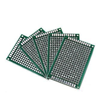 Nyomtatott áramkör PCB board prototípus lemez Arduino Experiment Rézlemez