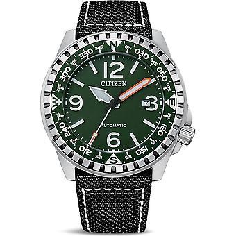 Borger - Armbåndsur - Mænd - Automatisk - NJ2198-16X