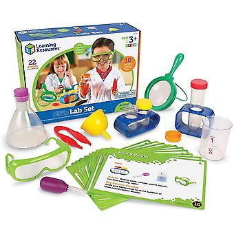 Learning Resources LSP2784-UK Primary Science Lab Set, 22 Pieces 3+