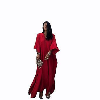 נשים ארוכות Kaftan בגדי חוף Suncreen ביקיני לכסות