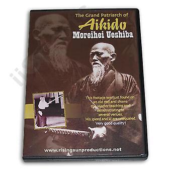 Gran Patriarca Aikido Moreihei Ueshiba Dvd -Vd6450A