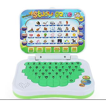 English Learning Tablet For Kids(Green)