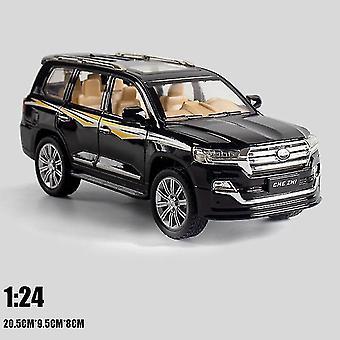 1/24 רכב שטח SUVCar דגם סגסוגת למות יצוק ORV מחוץ לכביש רכב מתכת דגם צעצועים מתנה ילדים מכוניות