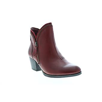 Earth Adult Womens Hawthorne Leather Ankle & Booties Boots