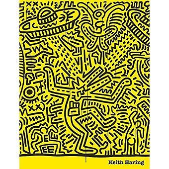 Keith Haring German edition by Paul DujardinTamar HemmesHansJurgen LechtreckDarren Pih