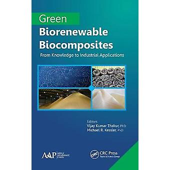 Green Biorenewable Biocomposites From Knowledge to Industrial Applications