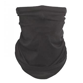 Gesichtsbedeckung Schal, Sommer Cool AtmungsaktivEs leichtes Sonnen- und winddichtes (Grau)