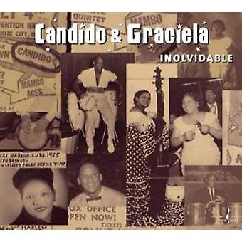 Candido & Graciela - Inolvidable [SACD] USA import