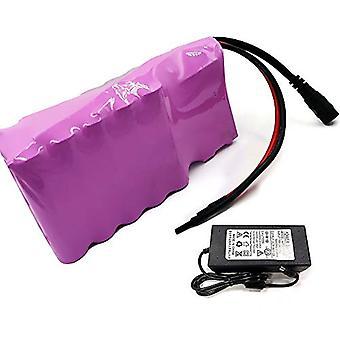 10.5ah 7s3p 24v Batterij E-bike Ebike Elektrische Fiets Li-ion Aanpasbare 140x70x70mm