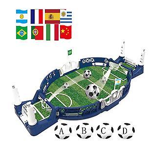 Мини футбол Интерактивная настольная игра-классическая миниатюра настольный футбол Новинка Игра