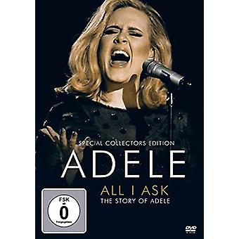 Adele - All I Ask [DVD] USA import