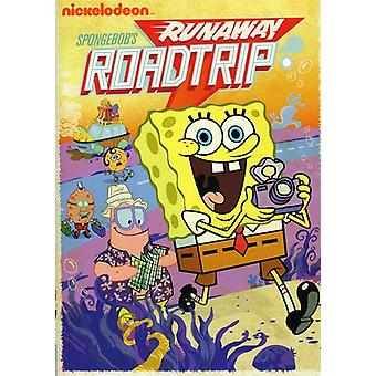 Spongebob Squarepants - Spongebob's Runaway Roadtrip [DVD] USA import