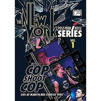 Cop Shoot Cop - New York Post Punk / Noise Series 1 [DVD] USA import
