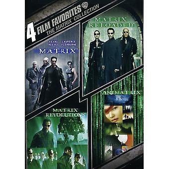 Matrix Collection [DVD] USA import