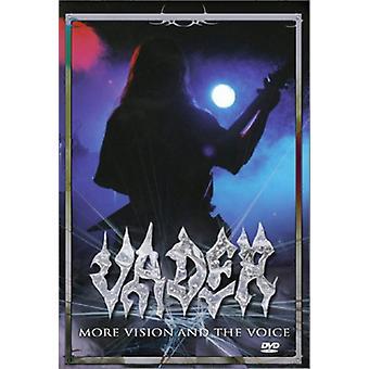Vader - Vision plus & l'importation USA voix [DVD]
