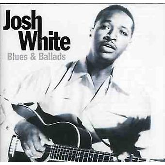 Whitejosh - Blues & Ballads [CD] USA import