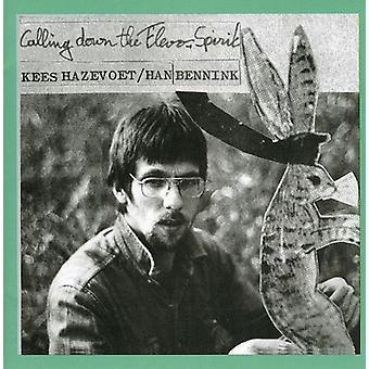 Han Bennink & Kees Hazevoet - Calling Down the Flevo Spirit [CD] USA import